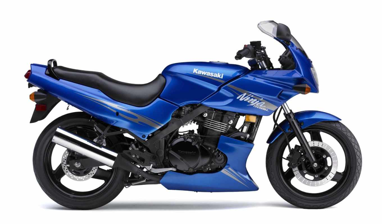 ninja, kawasaki, мотоцикл,