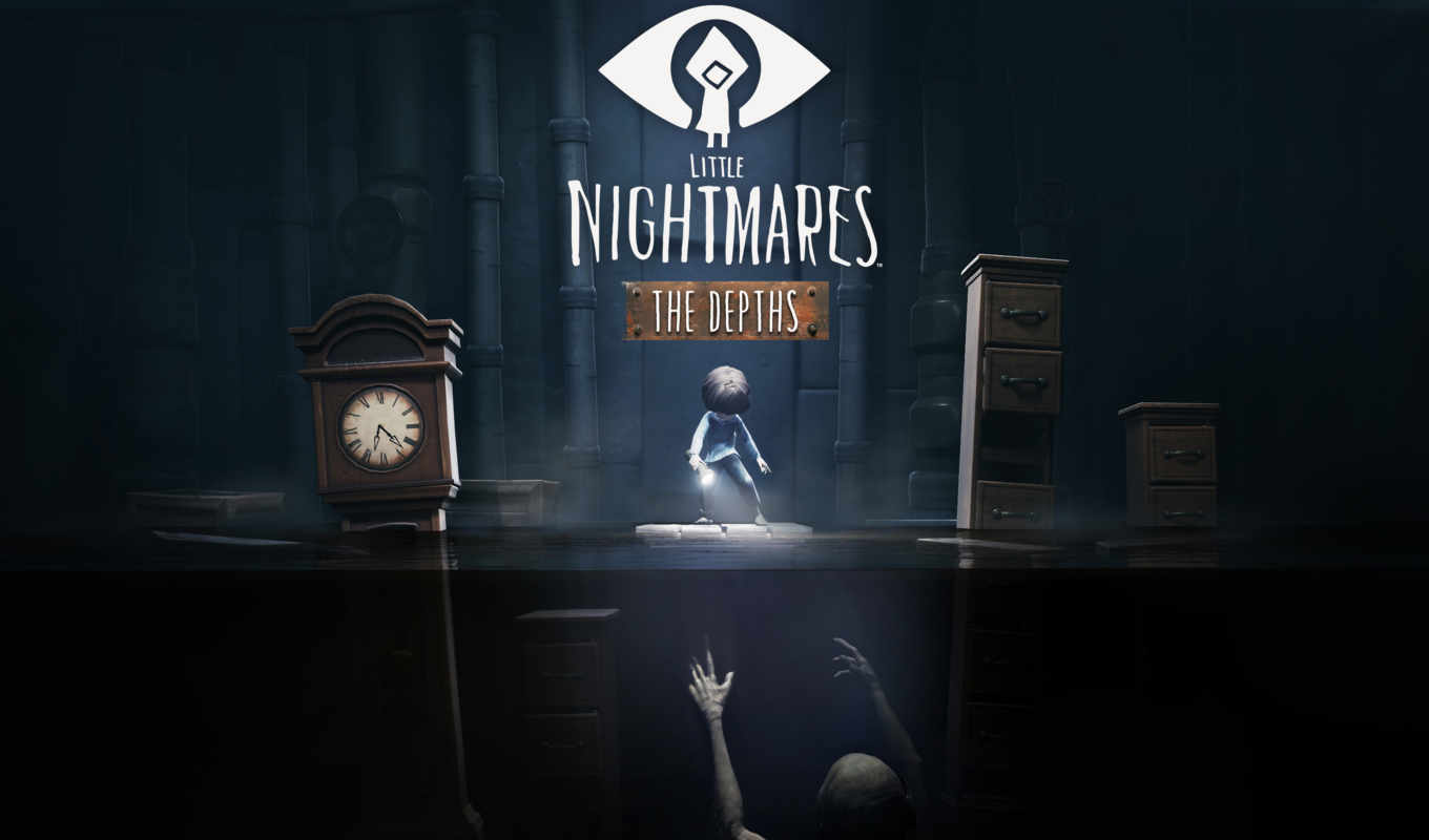 little, nightmares, secrets, maw, depths, chapter, расширение, pass, выхода, дата,