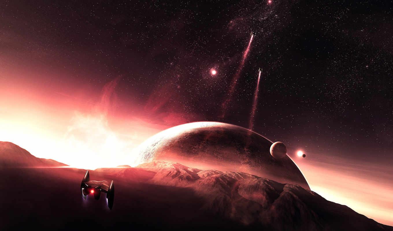 space, патруль, планета, картинку, корабль, спутники, планеты, горы, кнопкой, картинка, мыши, правой, разрешением, earth, sky, travel, ней, скачивания, save, выберите,