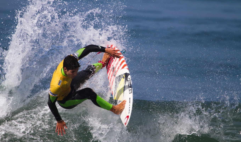 серфинг, спорт, волны,
