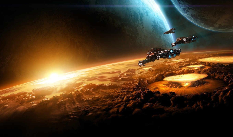 starcraft, full, игры, james, raynor,