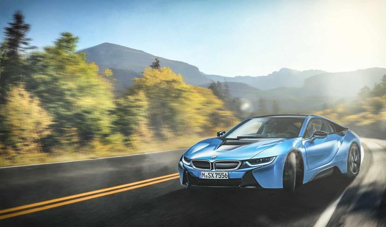 дорога, blue, гора, car, спорт, sun, bmw, занос, beam, drifting, серпантин,