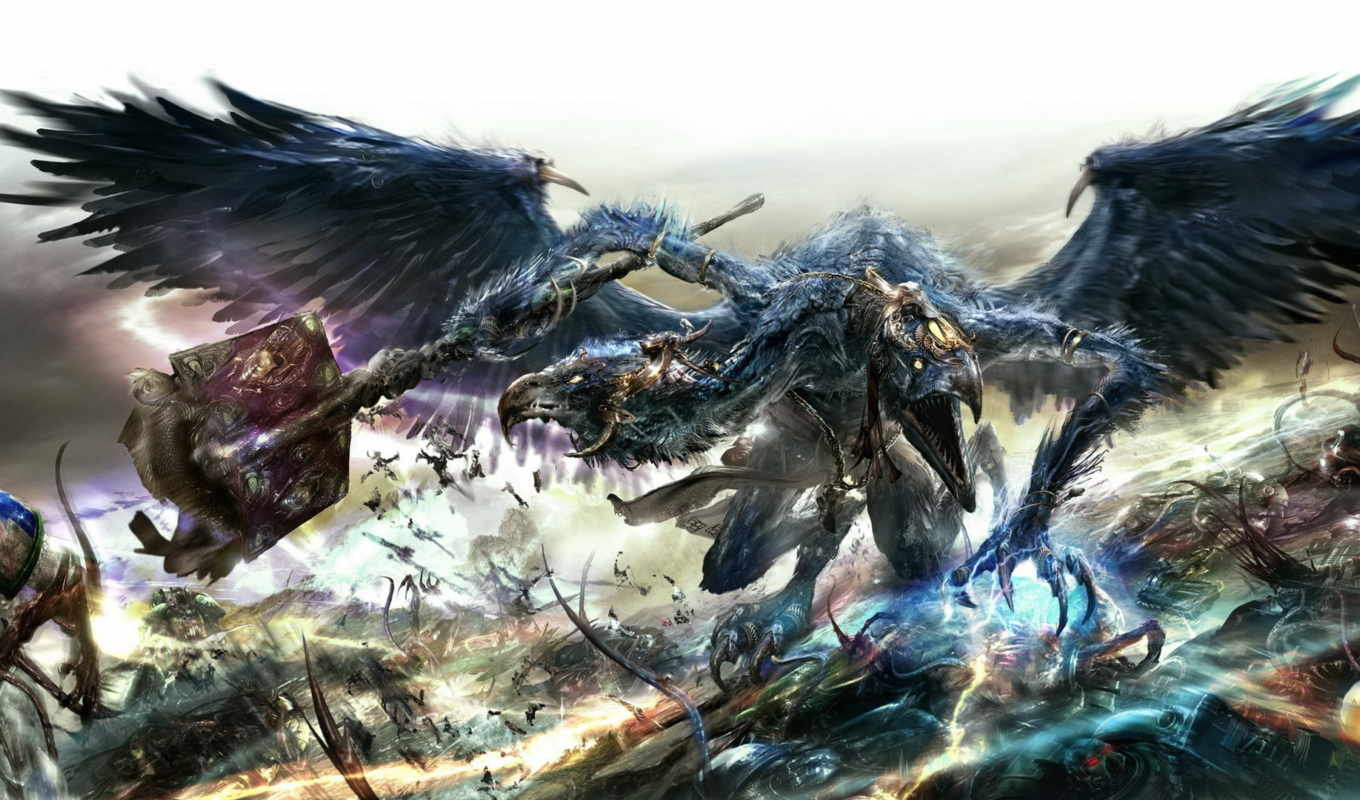 the, change, warhammer, lord, quot, tzeentch, chao