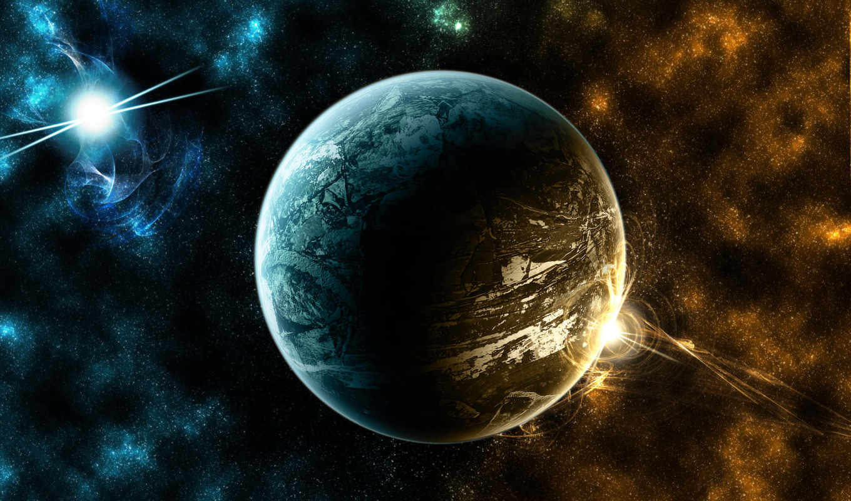 планета, universe, аномалия, звезды, space, картинка, planets, open, desktop, marvelous, resolution, download,
