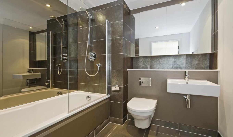 ванной, комнаты, design, дизайна,