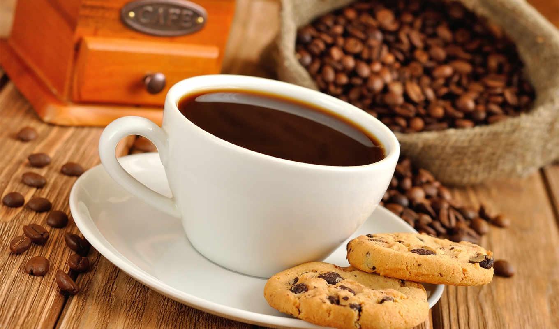 coffee, cup, cookies, напиток, desktop, cookie, preview,