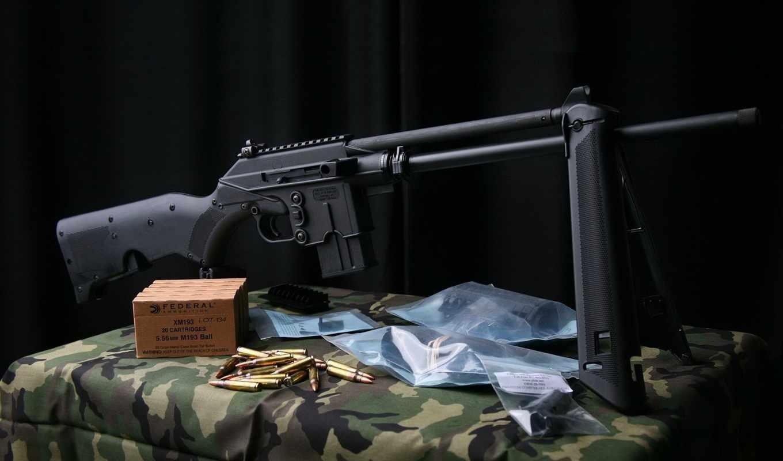 ,винтовка, kel-tec, самозарядна, патроны