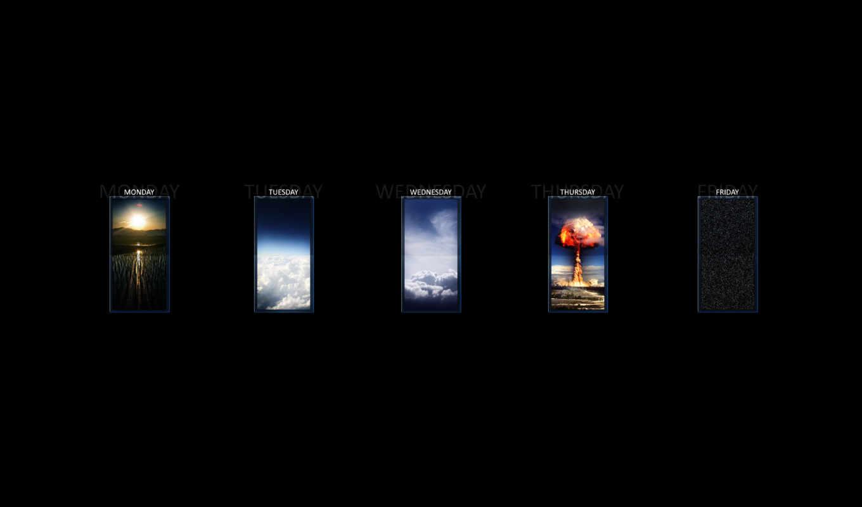 минимализм, опасность, окна, календарь, жизнь, дни, недели,