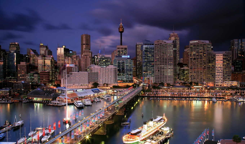 sydney, australia, cities,
