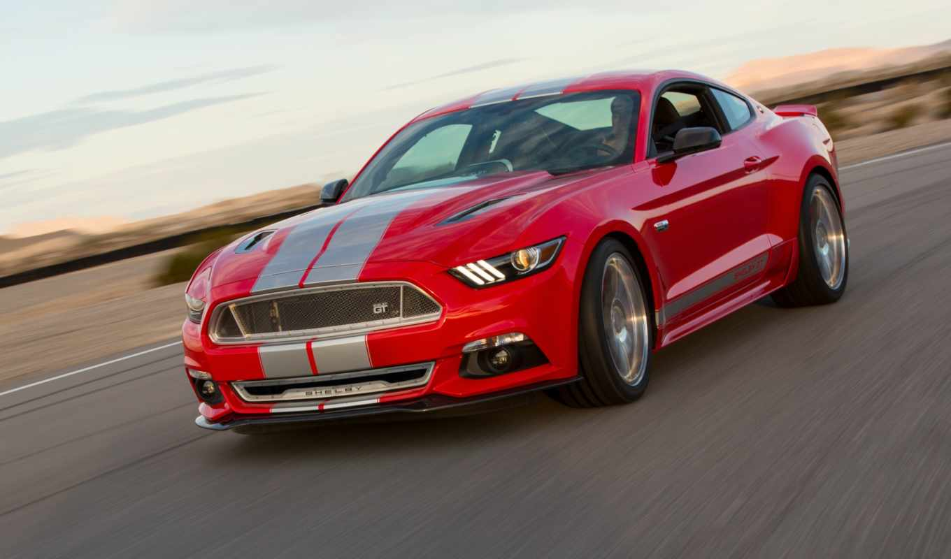 shelby, mustang, ford, янв,