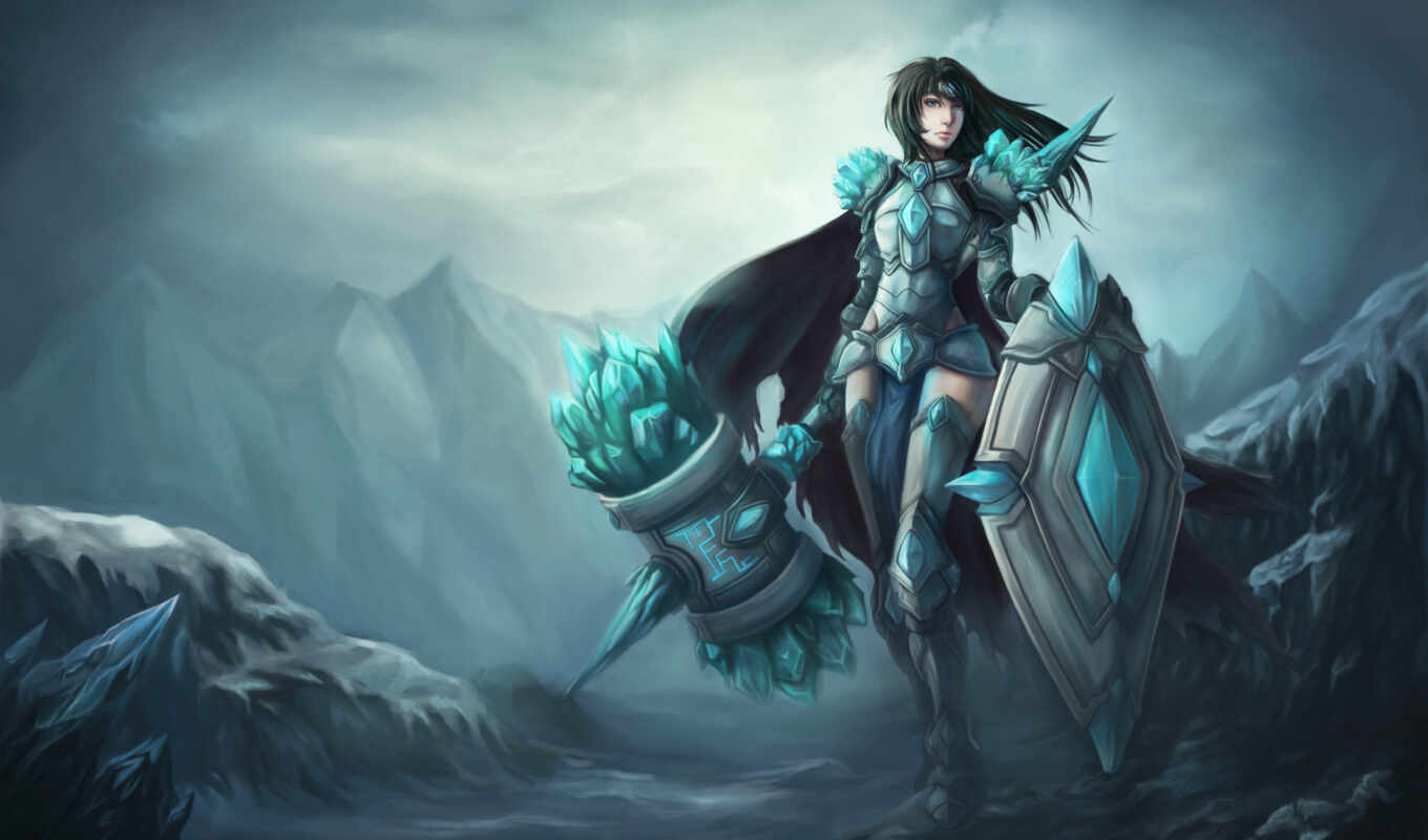 league, legends, taric, female, lol, gay, тарик, lord, support,