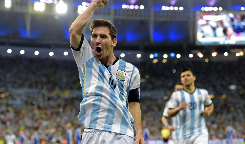 аргентина, босния, июня, del, partido, месси, victoria, selección,