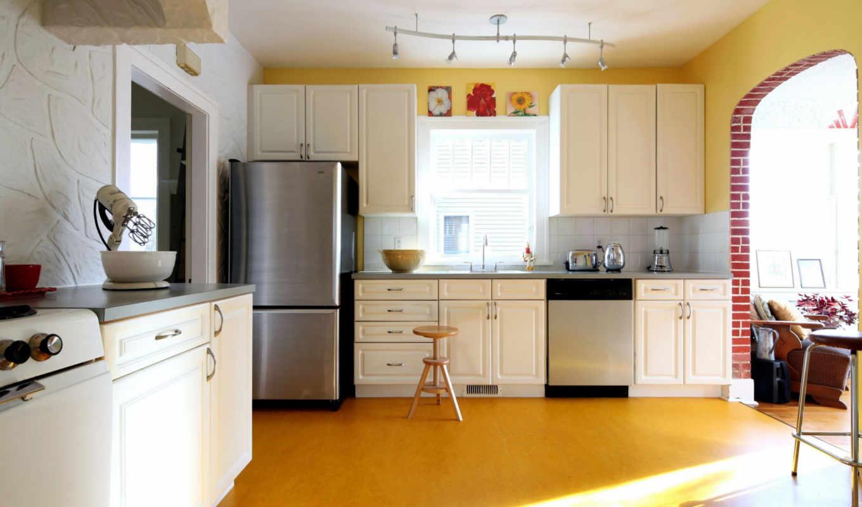 dizain, interer, кухня, кухни,