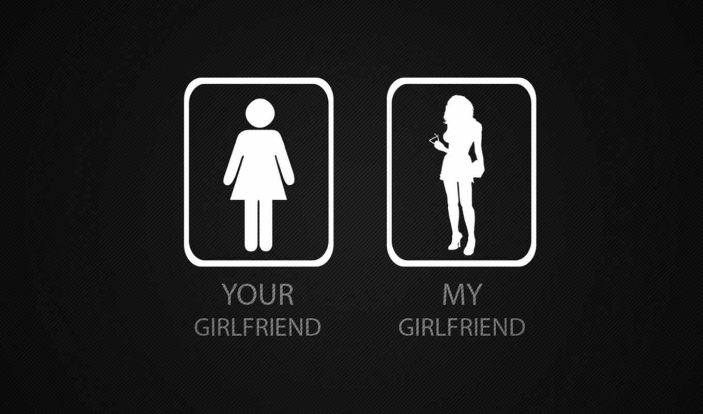 девушка, минимализм, чб, картинку, твоя, моя, криатив, кнопкой, картинка,