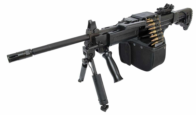 пулемёт, Negev