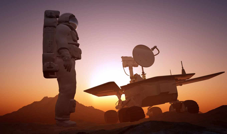 планеты, космос, free, cosmonauts,