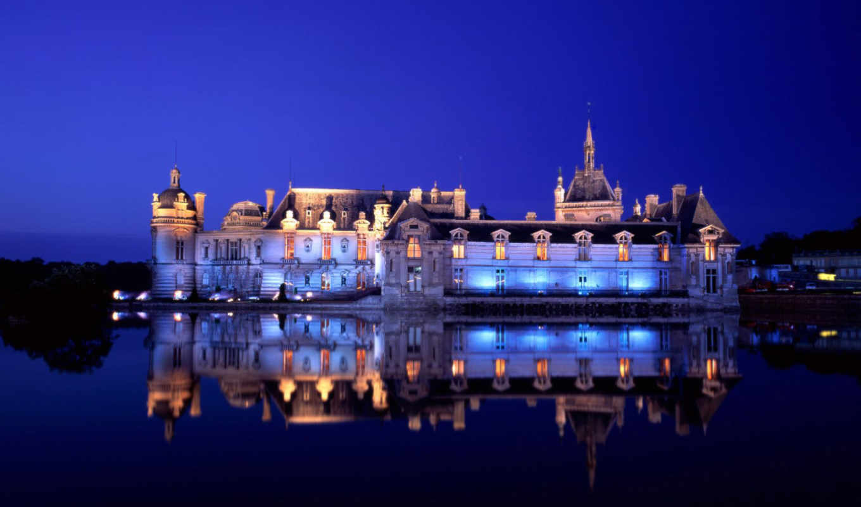 chantilly, chateau, château, awesome,