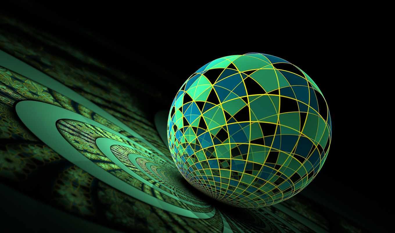 desktop, collection, computer, абстракция, графика, рабочем, абстрактная, you, столе, фона, turbobit, шар,