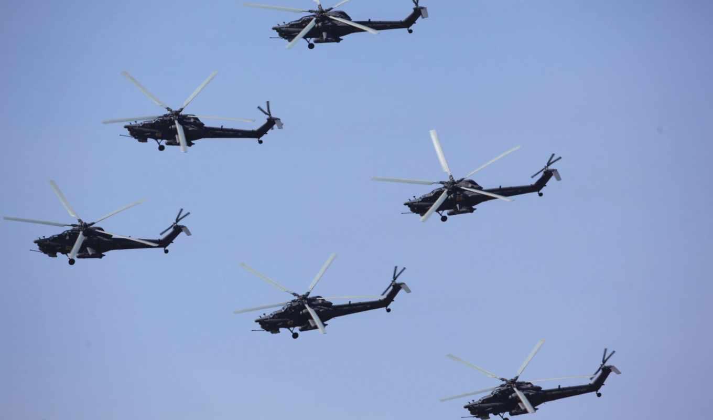 ми, ка, ночной, охотник, вертолеты,