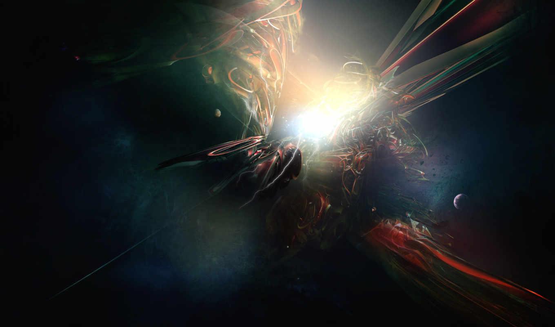 абстракция, pattern, свет, абстракции, вспышки, люди,