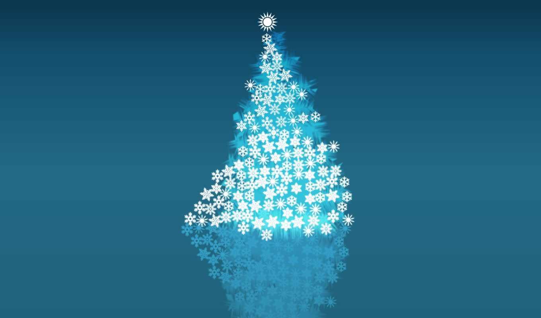 navidad, árbol, estrellas, con, arbolito, posted, phía, corazón, las,