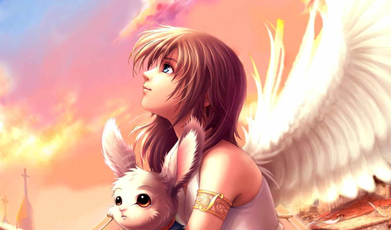 ангелы, anime, angel, тв, коллекция, загружено, уже, санкт, зверь, ангелов,
