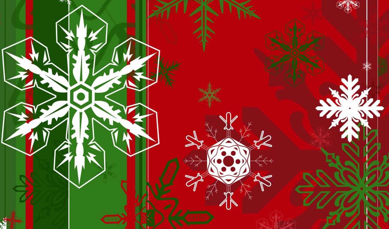 holiday, snowflakes, hinh,