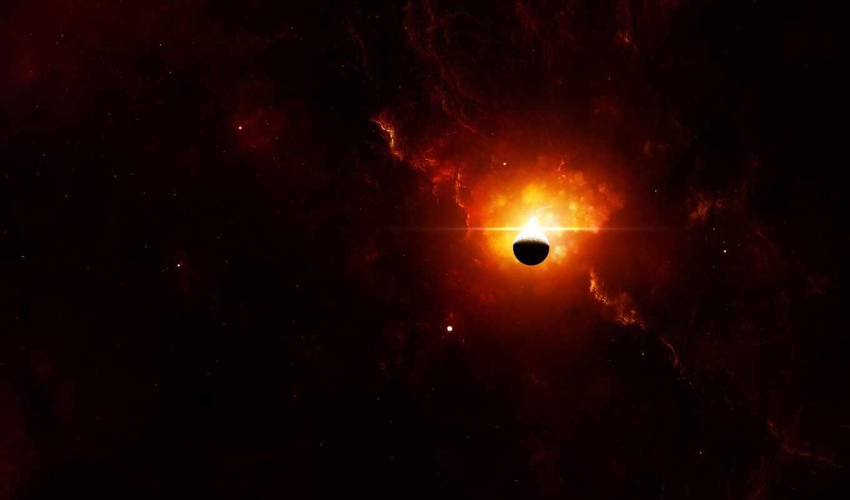 nebula, свечение, звезды, планета,