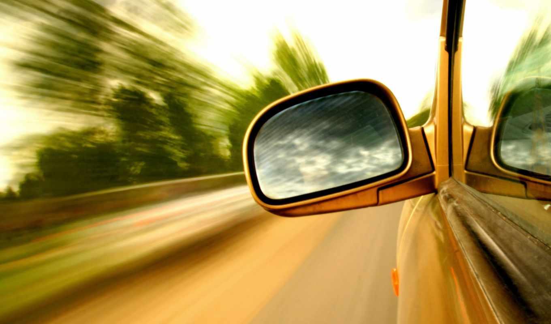 автомобиля, зеркало, car, авто, фара, white,