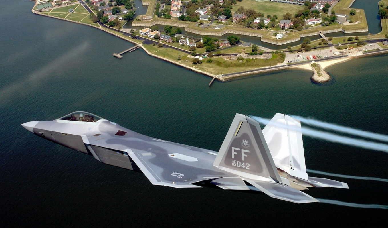 raptor, lockheed, истребитель, air, сила, f-22, boeing, самолёт, martin,