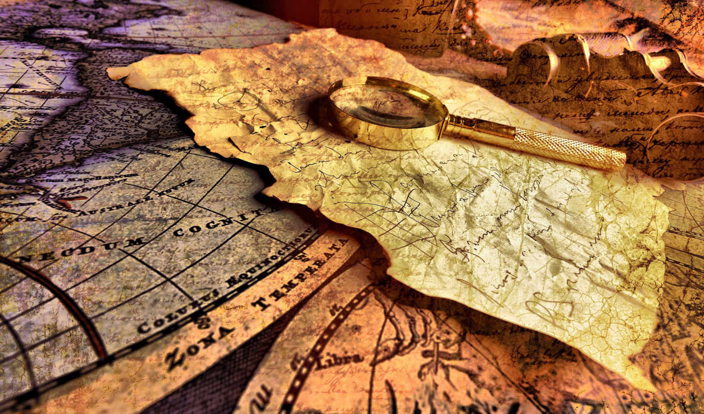 карты, map, старинная, старинные,