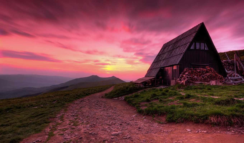 красивые, poland, души, горы, house, подборка, mountains, ежедневная,