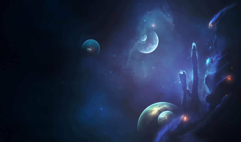 cosmos, планеты, звезды,