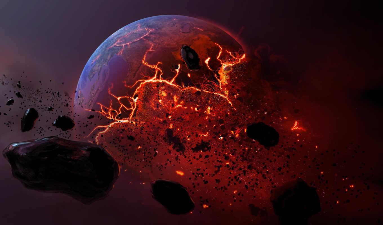 космос, planet, балла, века, человека, полет, арт, середине, писатели, фантасты, dead, часть, xx, метеорит, пропагандировавшие, мертвая,