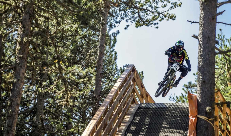 велосипед, прыжок, спорт, размере, истинном, мосты, чтобы, обою, гонка, посмотреть,