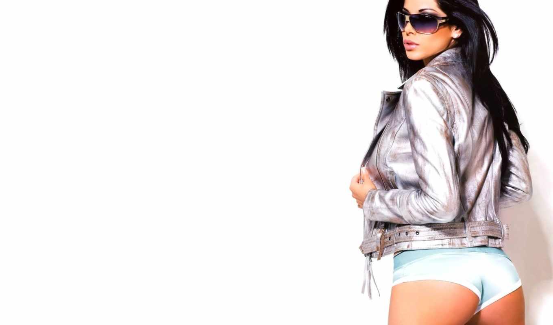 devushki, девушка, шортах, широкоформатные, ламборджини, everything, booty, картинка,
