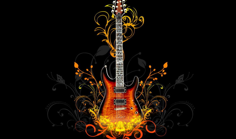 parede, papel, музыка, гитара, guitars, guitarra, desktop, татуировка,