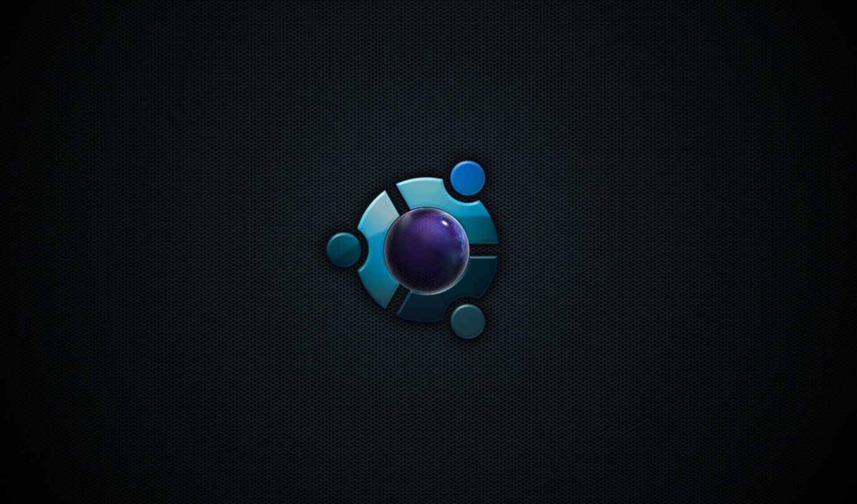 ubuntu, логотип, linux, телефон,