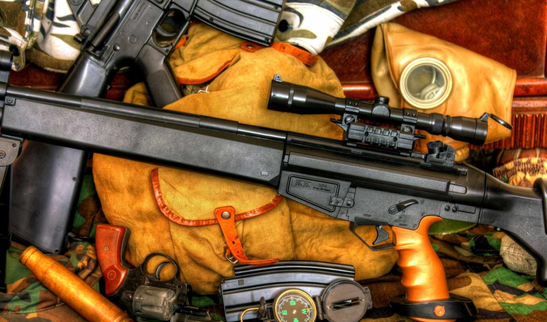 снайпер, винтовка, weapons, военный, world, снайперская,