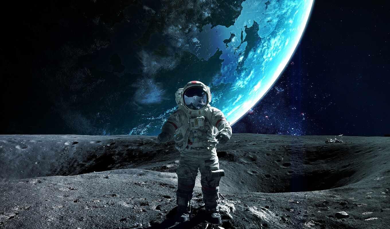 астронавт, луна, детская, футболка, png, iod