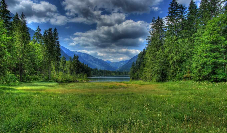 германия, berchtesgaden, landscape, бавария, картинка, природа, горы, пейзажи, bei,