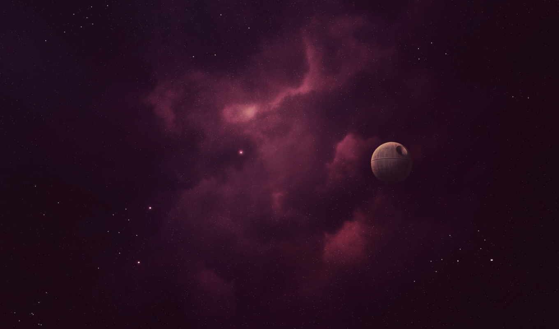 star, смерти, nebula, космос,