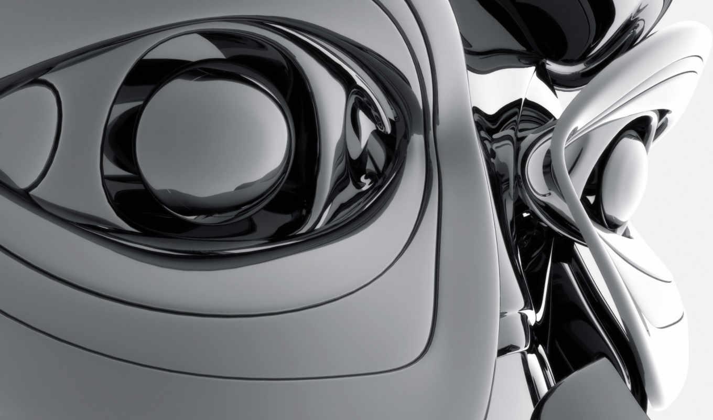 robot, глаза,