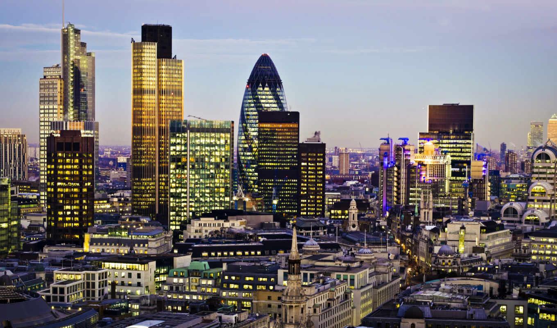 london, город, заказать, вечер, свет, февр,