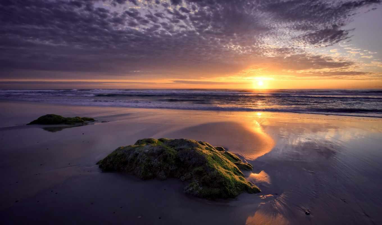 природа, пейзажи -, sun, one, pinterest, разных, скачано, опускается,