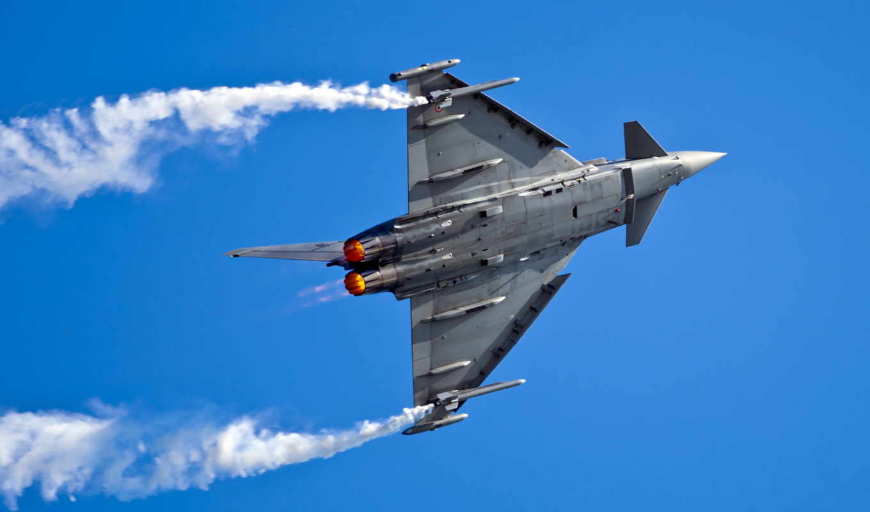 eurofighter, desktop, typhoon, high,