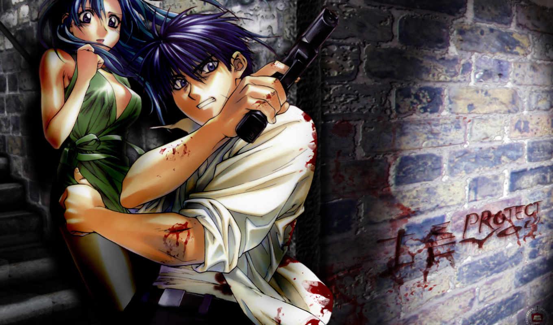anime, стальная, тревога, panic, металл, full,