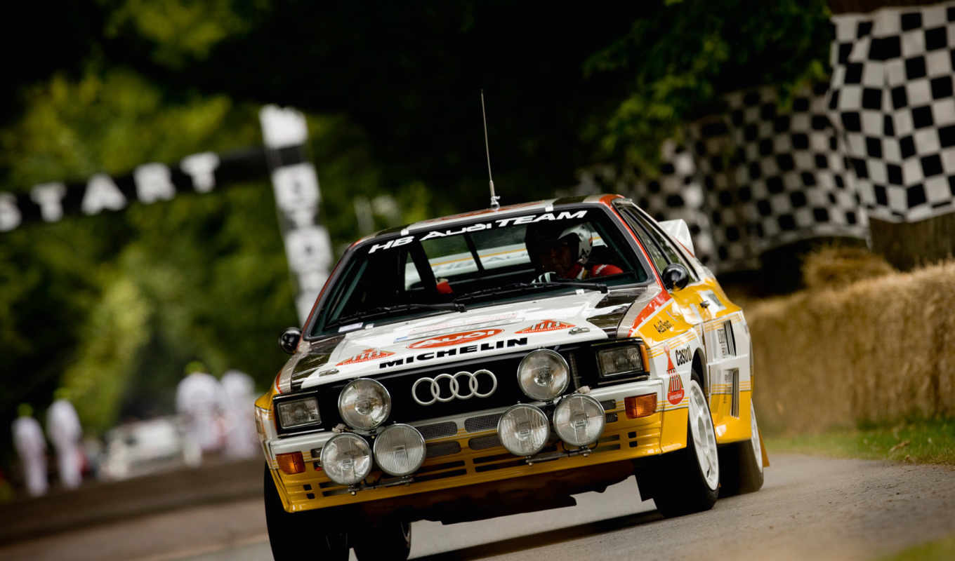 ауди, quattro, rally, car, группа,