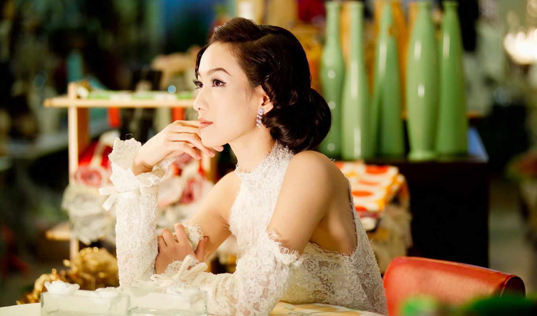 девушка, платье, devushki, азиатка, китаянка,
