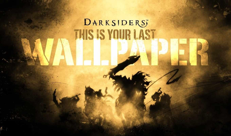 darksiders, картинка, full, war, wrath,